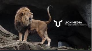 WordPress無料テーマ、LION MEDIAのサムネール